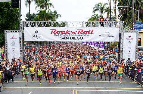 7e5410622db ... 3-4 and will celebrate 20 years of running. The inaugural Rock  n  Roll  Marathon debuted in San Diego in 1998 and is the flagship event of the Rock   n  ...