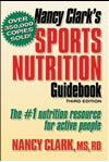 Nancy Clark's Sports Nutrition Guidebook-3rd Edition